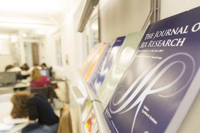 """Biblioteca """"Mario Gattullo"""" di Scienze dell'Educazione - Via Filippo Re 6 - Bologna"""