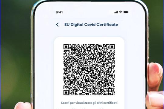 Certificazione verde COVID-19 all'Università di Bologna