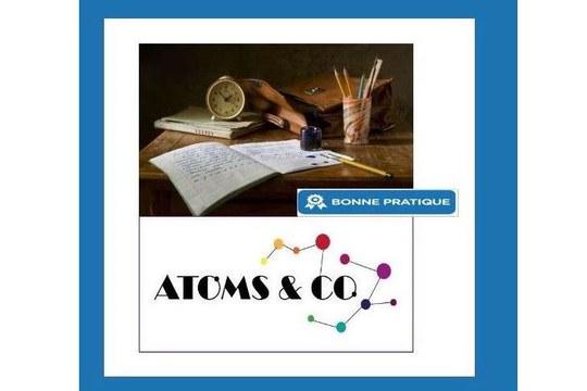 Premio Buona pratica al progetto ATOMS&CO